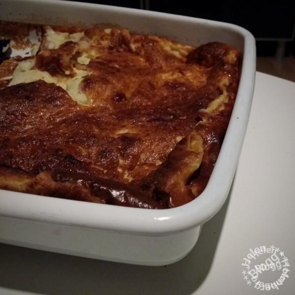 Onsdag #dagensmiddag #middag #laktosfri #ugnspannkaka #pannkakor