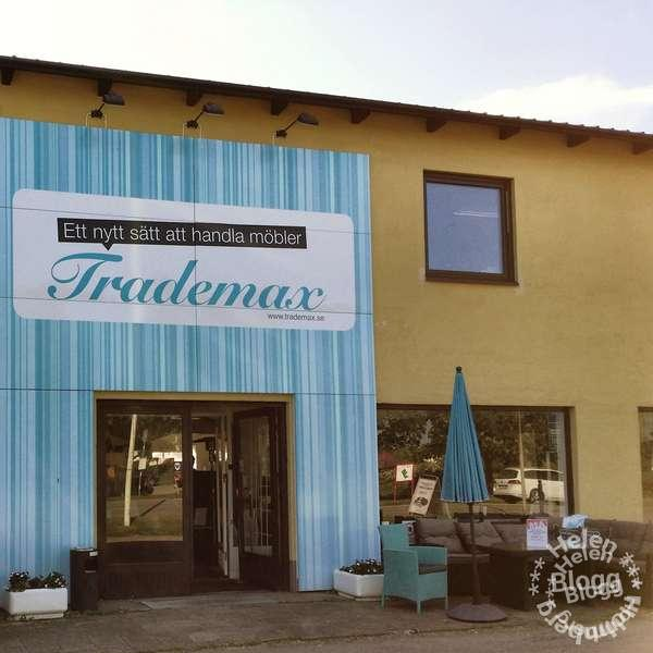 Trademax inredningsbutik i Fleninge utanför Helsingborg