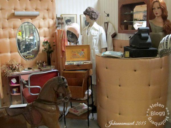 Johannamuseet i Skurup med 190-tals saker