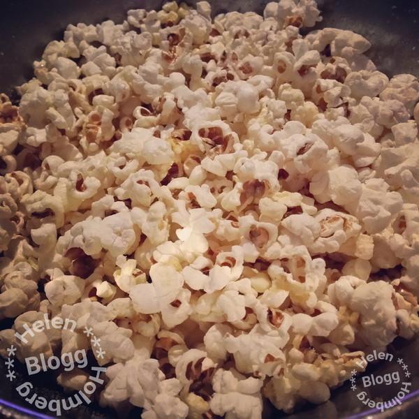 De perfekta popcornen