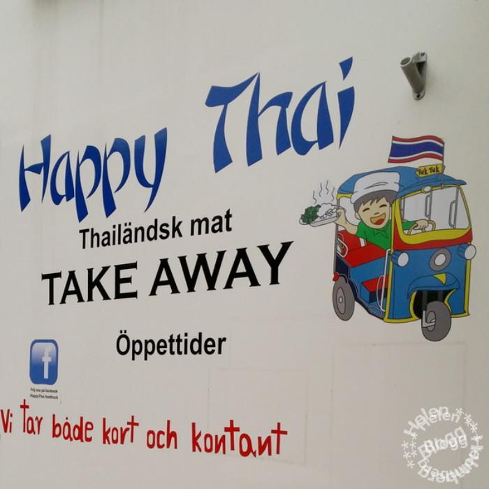 Lokal Thailändsk mat