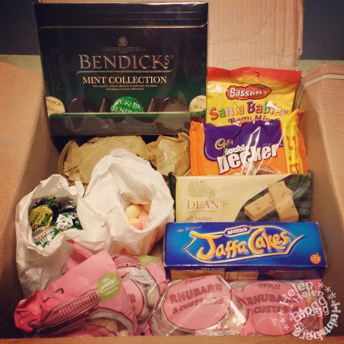 Englandsbox!