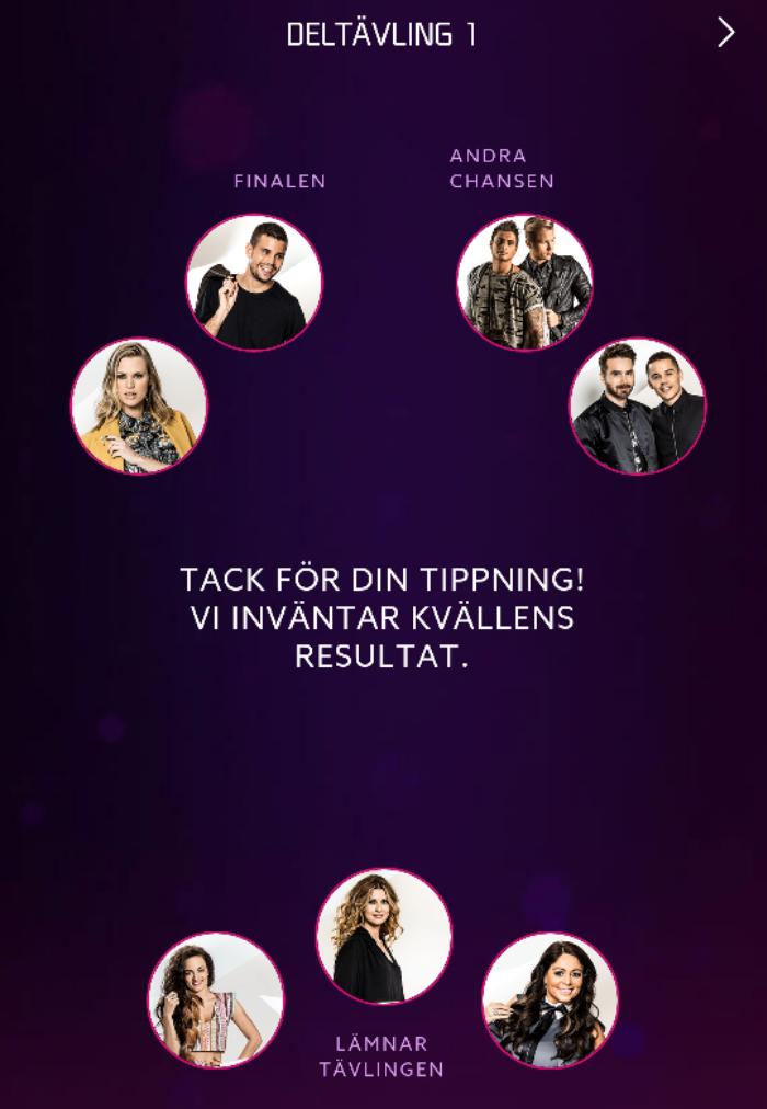 Melodifestivalen 2016 deltävling 1