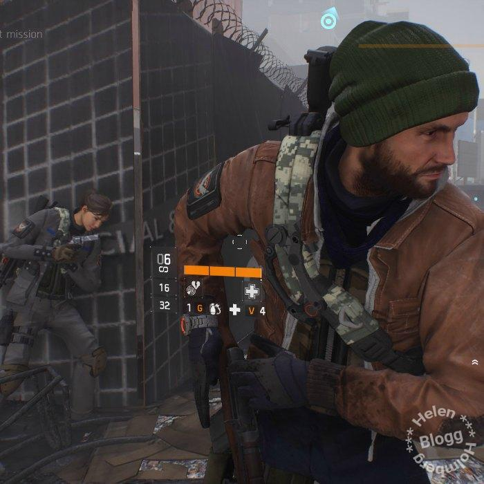 Tom Clancy - the division dag 1