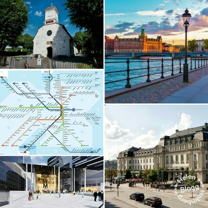 Planering av Stockholm besök pågår