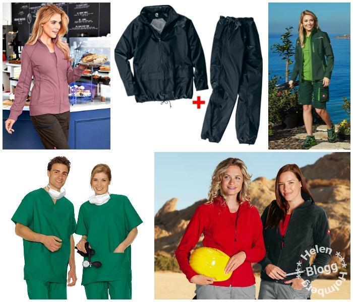 Personalkläder från engelbert strauss finns i plus size storlekar och vida skyddsskor