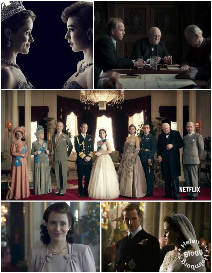 Netflix serie The Crown