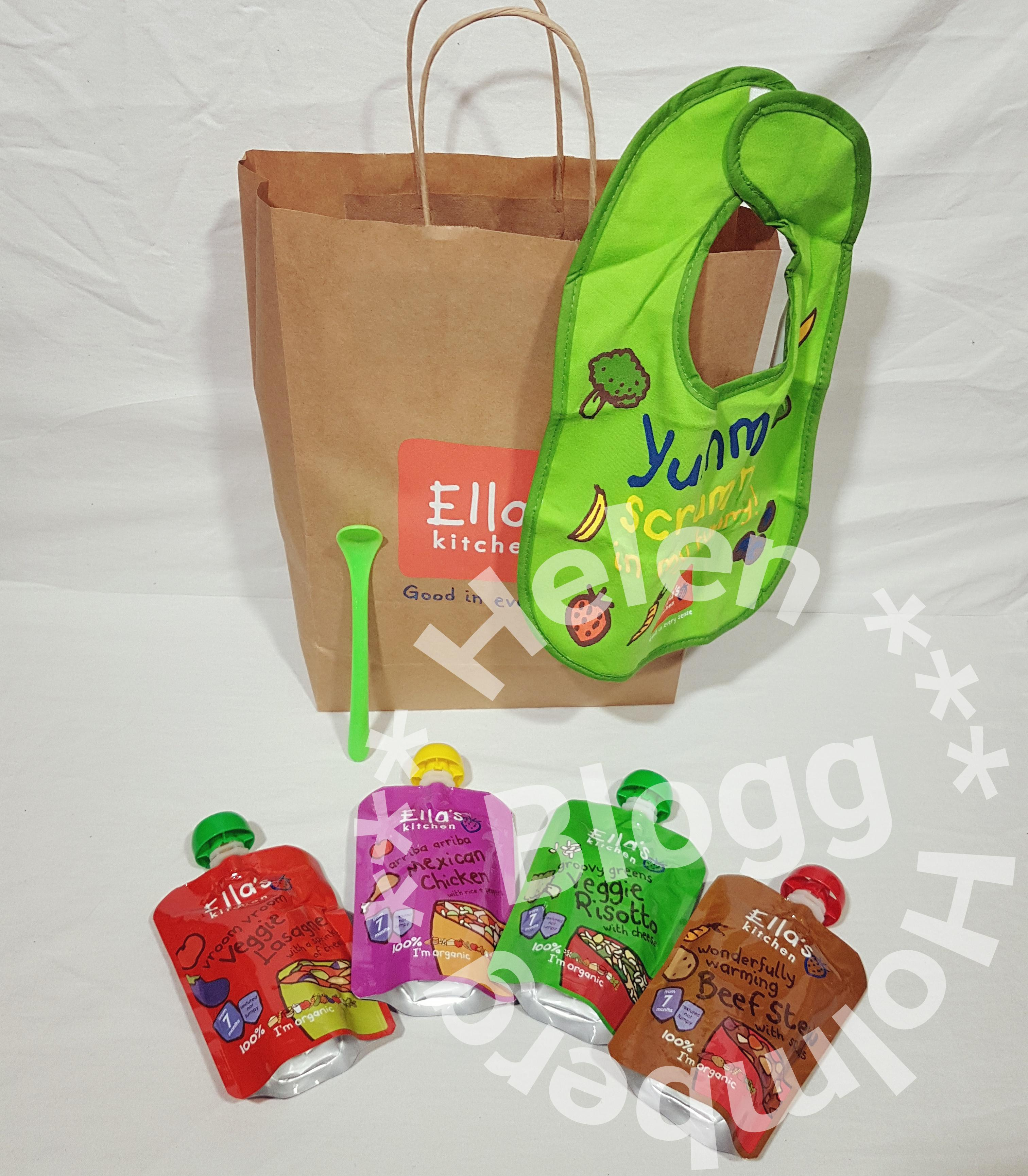 Produktnyheter från Ellas Kitchen Sverige, färdiga middagsmåltider för småbarn