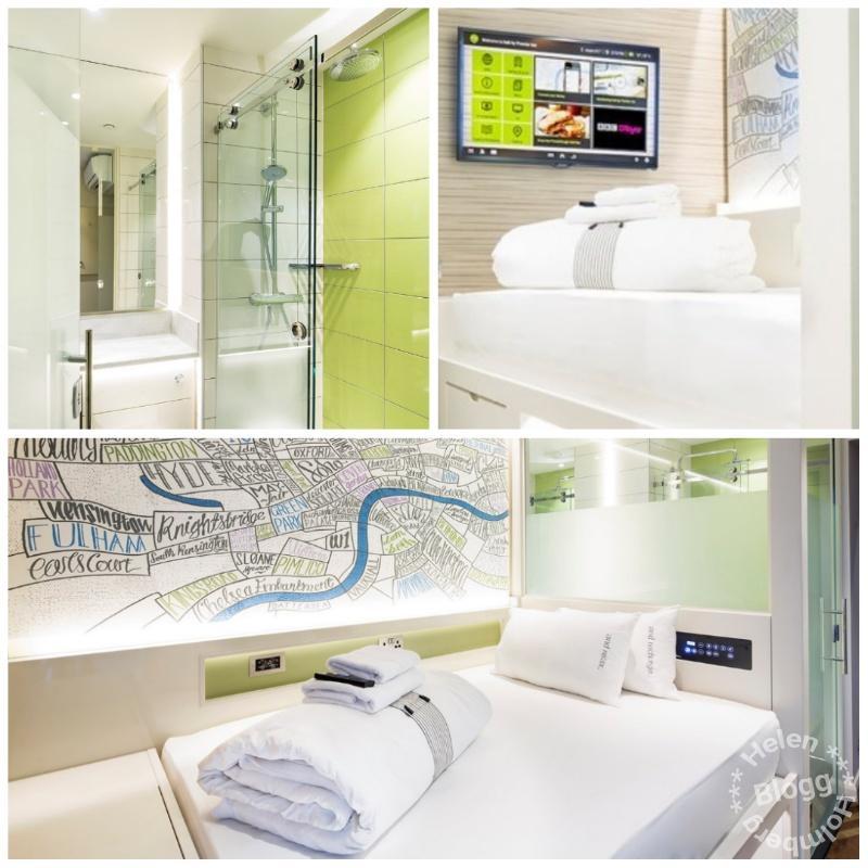 Hotell Hub premier inn Westminster i London