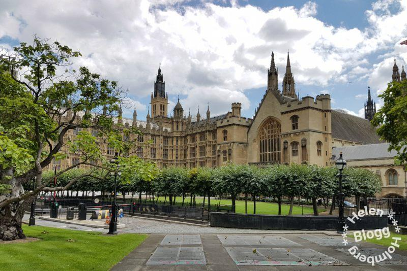 Westminsterpalatset i Westminster London