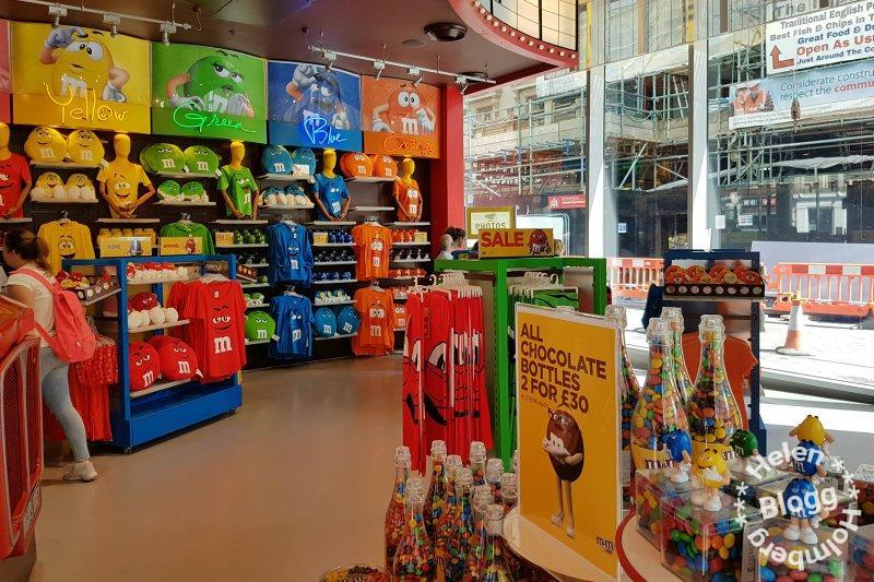 M&M World i London