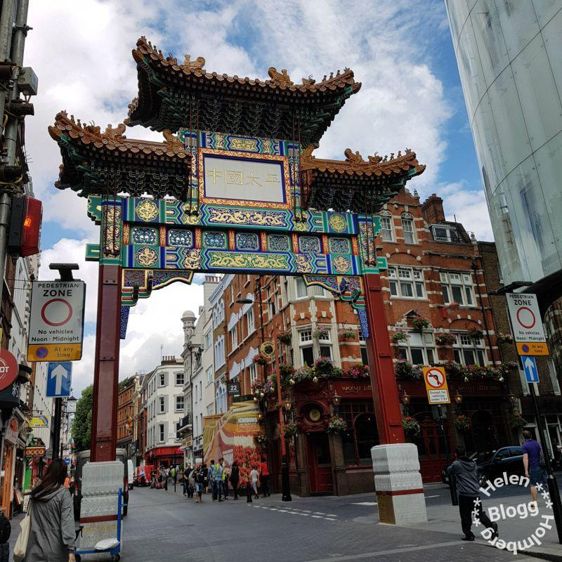 Chinatown i London