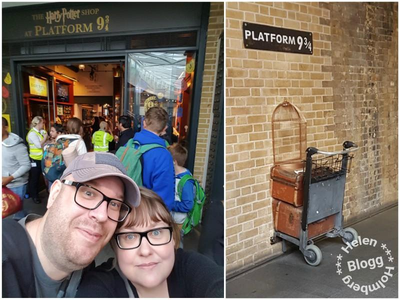 Bilder i från vår London resa