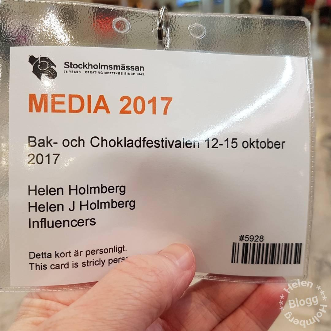 Bilder från bak och Chokladfestivalen 2017 i Älvsjö