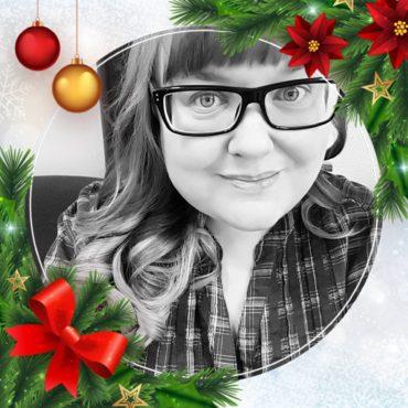 god jul önskar Helen J Holmberg