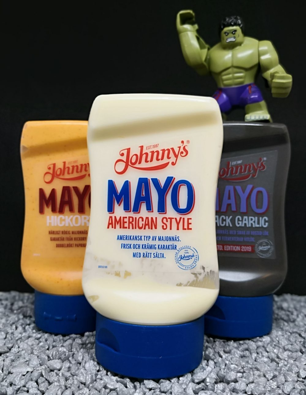 Johnnys majonäs nyheter