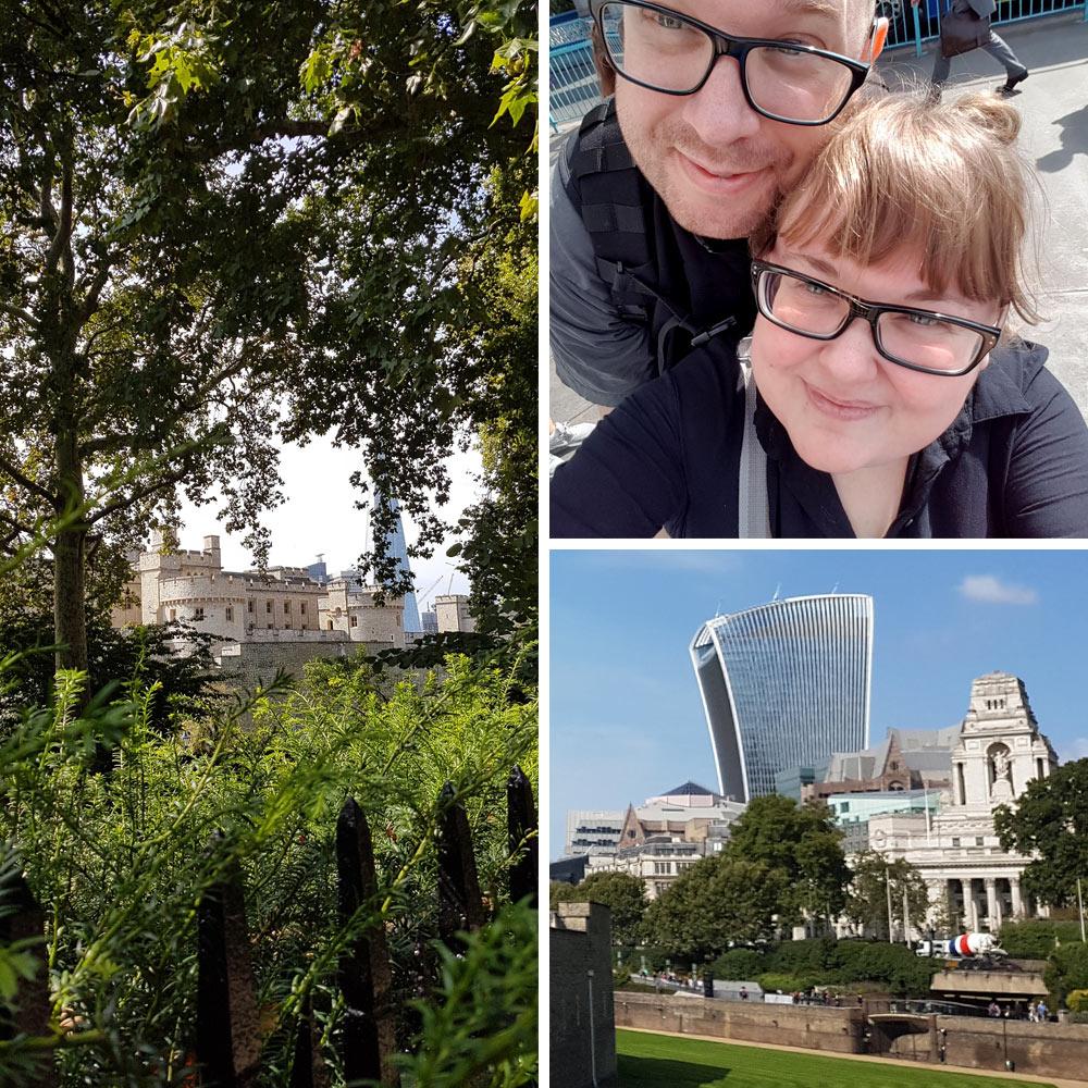 Helen J Holmberg London resa 2018