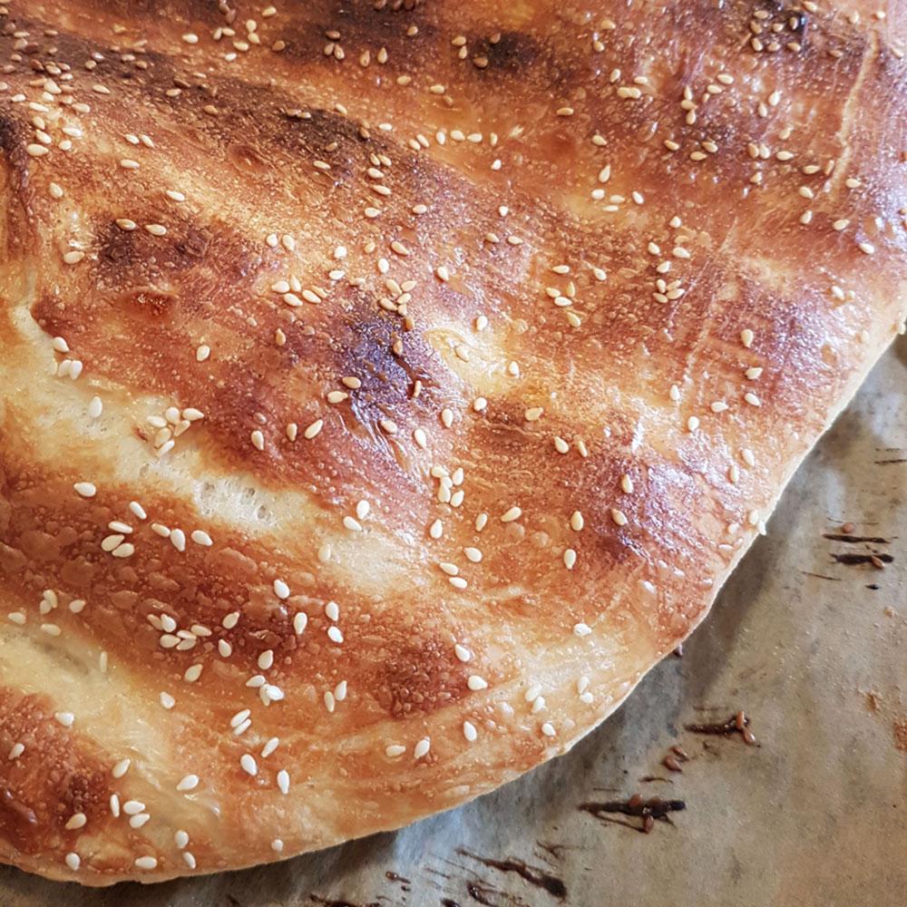Nytt recept – Persiskt bröd Barbari