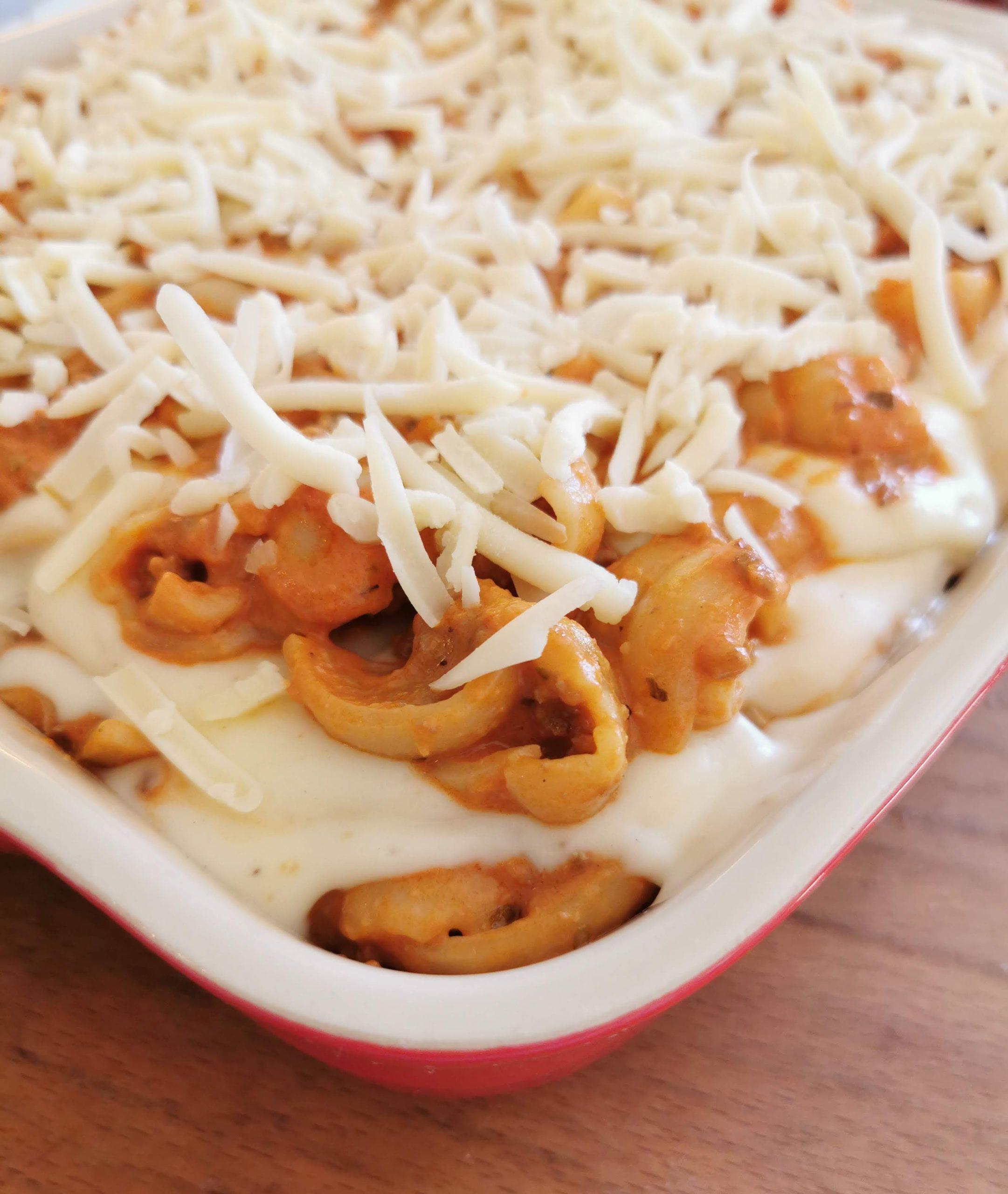 Helens recept på lasagne